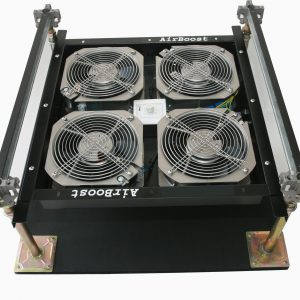 AirBoost Under Floor Fan System Data Centers