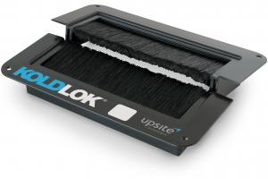 Koldok 4040 raised floor grommet for data centers
