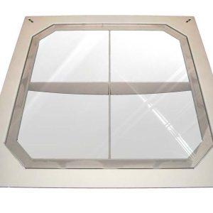 ASM easyview clear floor tile